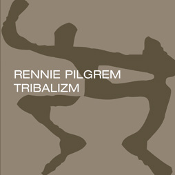 CD sleeve for 'Tribalizm' by Rennie Pilgrem.