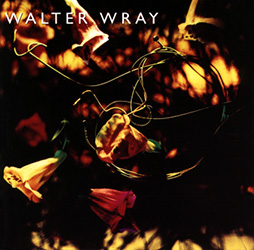 CD sleeve for 'Foxgloves and Steel Strings' by Walter Wray.